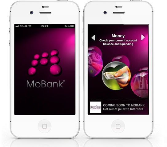 MoBank iPhone App