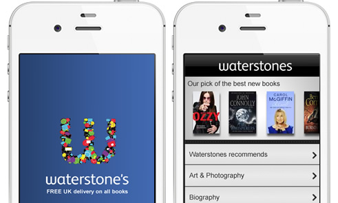 Waterstones Mobile Apps